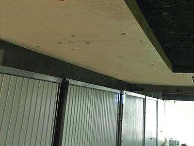 Image de plancher bas isolés