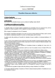 BAR-TH-165  Chaudière biomasse collective