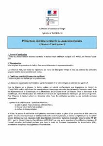 BAT-EN-110  Protections des baies contre le rayonnement solaire (France d'outre-mer)